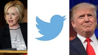 Twitter breaks US election day tweets record