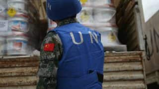 United Nations aid crosses Syrian frontlines for first time in weeks