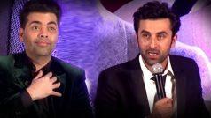 Ranbir Kapoor Crack GAY Jokes On Karan Johar | Oh…