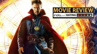 Doctor Strange movie review: This visual spectacle starring Benedict Cumberbatch looks like a tribute to Deepak Chopra!