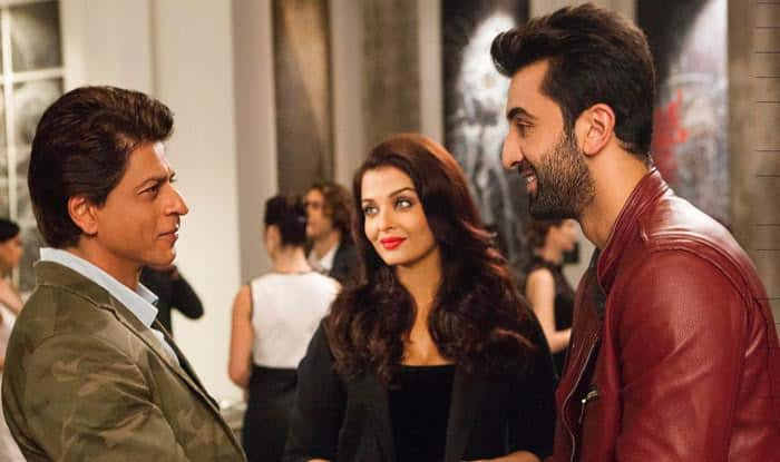 Image result for sharukh ranbir pic zee