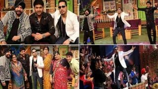 The Kapil Sharma Show: Crazy! Daler Mehndi and Mika Singh unleash their madness!