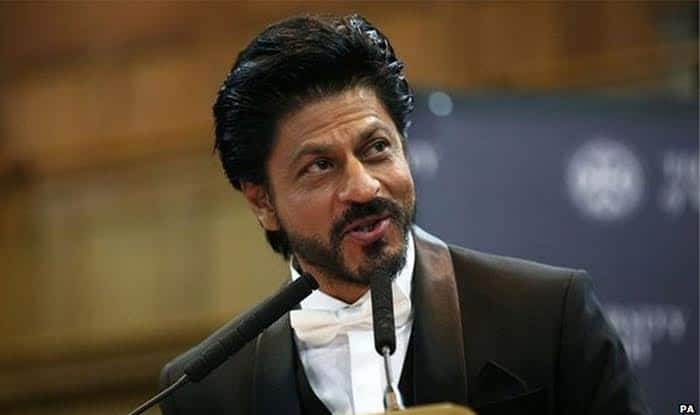 Shah Rukh Khan gets invitation from Oxford University's Principal for a Talk!