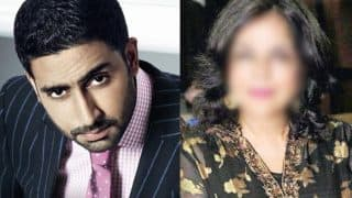 Abhishek Bachchan confesses that he wanted sleep with this Bollywood actor!