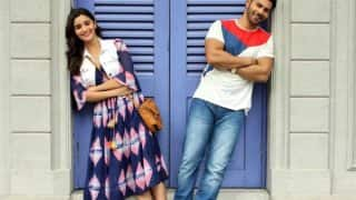 Alia Bhatt-Varun Dhawan's Badrinath Ki Dulhania new stills are out and they can only be described as Awwdorable AF!
