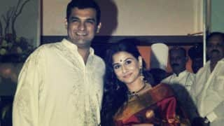 Vidya Balan takes a swipe at divorce rumours with her witty reply!