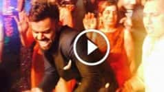 Virat danced his heart out in Yuvi's sangeet | युवी…