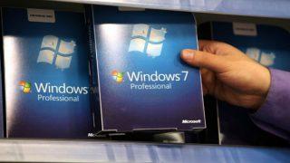 Microsoft stops selling Windows 7, Windows 8