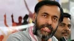 MCD Delhi Election Results 2017: Swaraj India fails to open account, Yogendra Yadav accepts mandate, says 'EVMs not to be blamed'