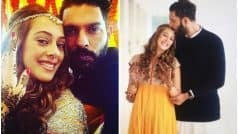 Yuvraj Singh-Hazel Keech wedding: The couple share a selfie from…