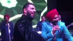 Yuvraj Singh wedding: Watch Yuvraj's viral Bhangra moves at his…