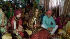 Inside Pics: Yuvraj Singh and Hazel Keech's wedding video and…