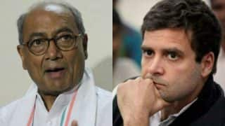 Rahul Gandhi was detained under which legal provisions, asks Digvijay Singh