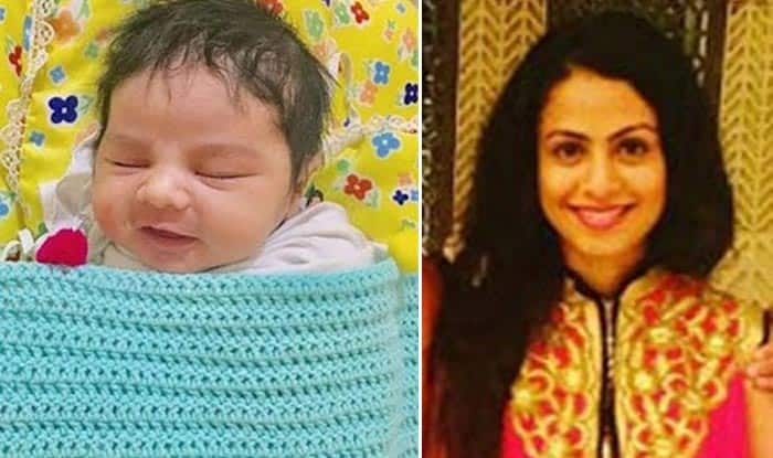 Sumit Sambhal Lega actress Manasi Parekh blessed with a baby girl!