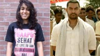 Now Aamir Khan's daughter Ira terms him 'Haanikarak Bapu'