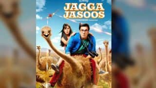 Jagga Jasoos first poster OUT: Sanjay Dutt will be damn ANGRY with Ranbir Kapoor after looking at the poster!