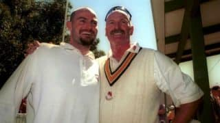 Watch: When a father-son duo of Dennis Lillee and Adam Lillee combined to thwart Pakistan