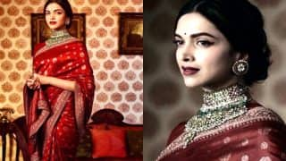 Deepika Padukone & Ranveer Singh starrer Padmavati designers Rimple and Harpreet Narula found it challenging to live up to Sanjay Leela Bhansali's expectation