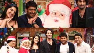 The Kapil Sharma Show: Sunny Leone graces the sets of Sony Tv show; confirms husband Daniel Weber!