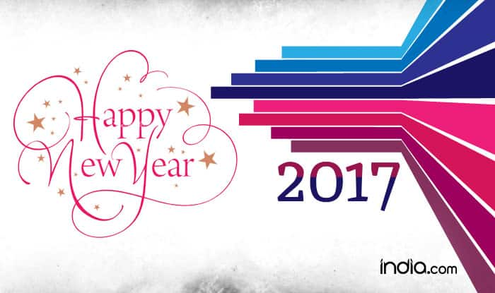 Happy New Year Wishes in English: New Year WhatsApp Status, Facebook ...