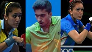 A look back at the year 2016: Good year for Indian paddlers, despite dismal show at Olympics