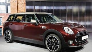 MINI Clubman to launch in India on 15 December
