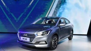 New Hyundai Verna 2017 spied near Chennai; India launch likely in August