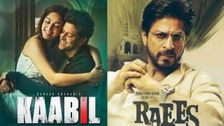 Raees Vs Kaabil Box office battle: Hrithik Roshan starrer has already left behind Shah Rukh Khan; but how
