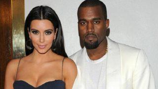 Kim Kardashian, Kanye West living apart