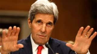 John Kerry denies US stalling on Aleppo talks with Russia