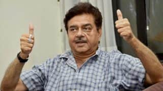 Twitter war in BJP: Shatrughan Sinha attacks Maneka Gandhi for blaming cinema for rising incidents of sexual harrassment