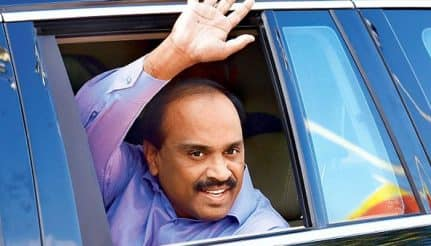 Janardhan Reddy converted Rs 100 crore black money into white, says suicide note of Driver of Karnataka officer