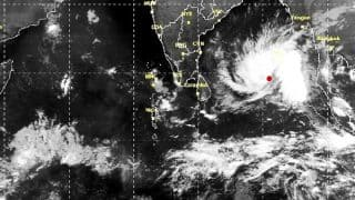 Cyclonic storm warning issued by IMD as Bay of Bengal develops depression