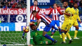 La Liga: Sevilla up to second, Atletico Madrid claim much-needed win