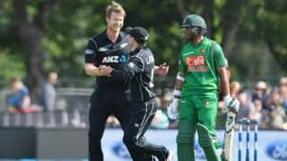 New Zealand vs Bangladesh 1st ODI: Tom Latham's ton leads Kiwis to comprehensive 77-run win
