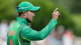 Sabbir Rahman's comical run out against New Zealand is the funniest thing you will see today