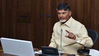 Chandrababu Naidu denies media reports, says didn't criticise demonetisation