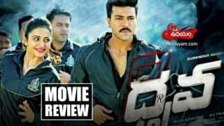 Dhruva first movie review OUT: Ram Charan's thriller movie is strongly recommended!
