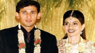 Former Indian all-rounder Ajit Agarkar celebrates his 39th birthday