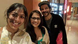 Jhakaas! Anil Kapoor spotted in ATM queue in Mumbai with fans! See picture