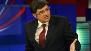 Arnab Goswami's upcoming venture faces objection from Subramanian Swamy for using the word Republic