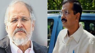 Arvind Kejriwal meets LG Najeeb Jung for an hour, says life is 'bitter and sweet'
