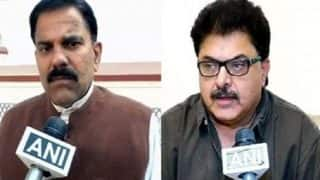 Masrat Alam's release is failure of prosecution: Ashok Pandit