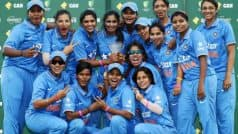 BCCI lauds Indian women's cricket team for winning Asia Cup