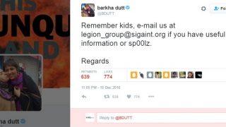 Legion hacks Rahul Gandhi, Vijay Mallya, Barkha Dutt & Ravish Kumar: 5 things to know about the Indian 'Anonymous'
