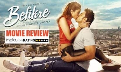 Befikre movie review: Ranveer Singh-Vaani Kapoor's love story FAILS to impress despite all the drama and HOT scenes