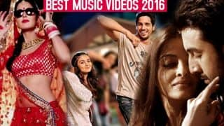 Bollywood fever: Top 10 Best Music Videos of 2016 in India (Watch here)