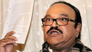 Chhagan Bhujbal to go back to jail after 40-day hospital stay