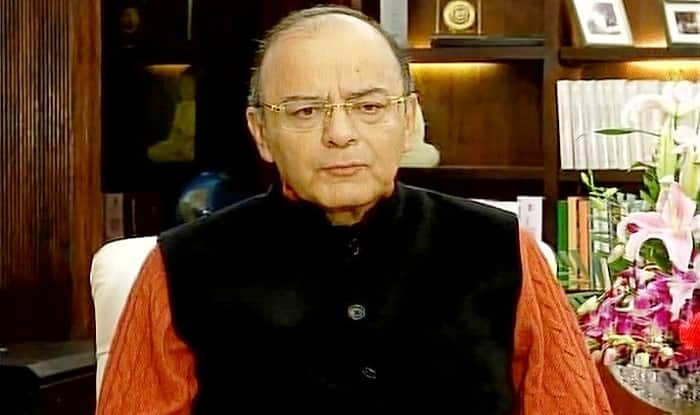 Jaitley says hard days over, nation on the go