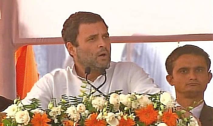 Narendra Modi has firebombed the poor: Rahul Gandhi
